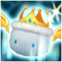 Roi Angemon Blanc Icon