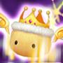 Roi Angemon Doré Icon