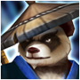 Guerrier Panda (Eau) Icon