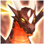 Dragon (Feu) Icon