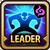 Leader Skill Resistance (Mid) Dark Icon