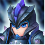 Chevalier Dragon (Eau) Icon