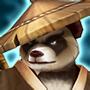 Guerrier Panda (Lumière) Icon