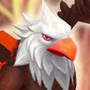 Griffon (Feu) Icon