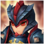 Chevalier Dragon (Feu) Icon
