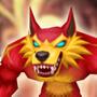 Loup-garou (Feu) Icon