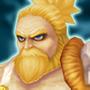 Roi Barbare (Lumière) Icon