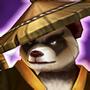 Guerrier Panda (Vent) Icon