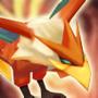 Garuda (Feu) Icon