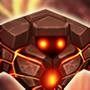 Golem (Feu) Icon
