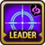 Leader Skill Accuracy (Mid) Dark Icon