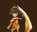 Boomerang Warrior (Wind) - Zenobia/Gallery and trivia