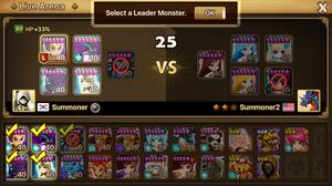 RTA team select