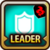 Leader Skill Defense (Low) Fire Icon