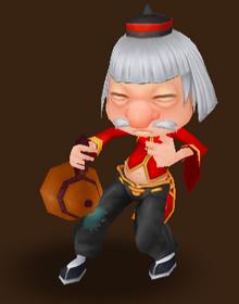 Drunken Master (Feuer)