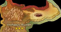 Vrofagus-Ruinen