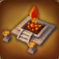 Heiligtum des Feuers