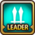 Leader Skill Critical Damage (Low) Icon