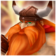 Viking (Fire) Icon