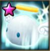 Weißes Angelmon Icon