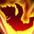 Körperpresse Feuer