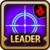 Leader Skill Accuracy (Mid) Fire Icon