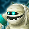 Mummy (Light) Icon