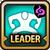 Leader Skill Resistance (Low) Dark Icon
