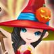 Mystische Hexe (Feuer) Icon