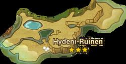 Hydeni-Ruinen
