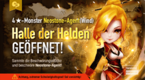 Event Neostone-Agent Wind
