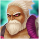 Barbaric King (Dark) Icon