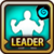 Leader Skill Health Point (Low) Water Icon