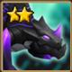 Salamander (Dunkelheit) Icon