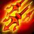Dreifachangriff Feuer