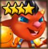 Kobold-Bomber (Feuer) Icon