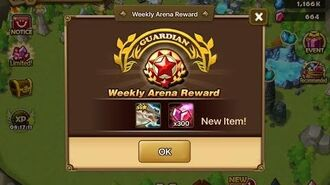 Summoners War Guardian Arena Rush Hour 5 12 2016