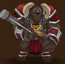 Minotaurus (Feuer)