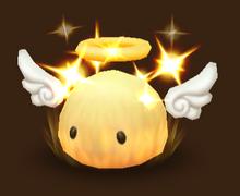 Goldenes Angelmon