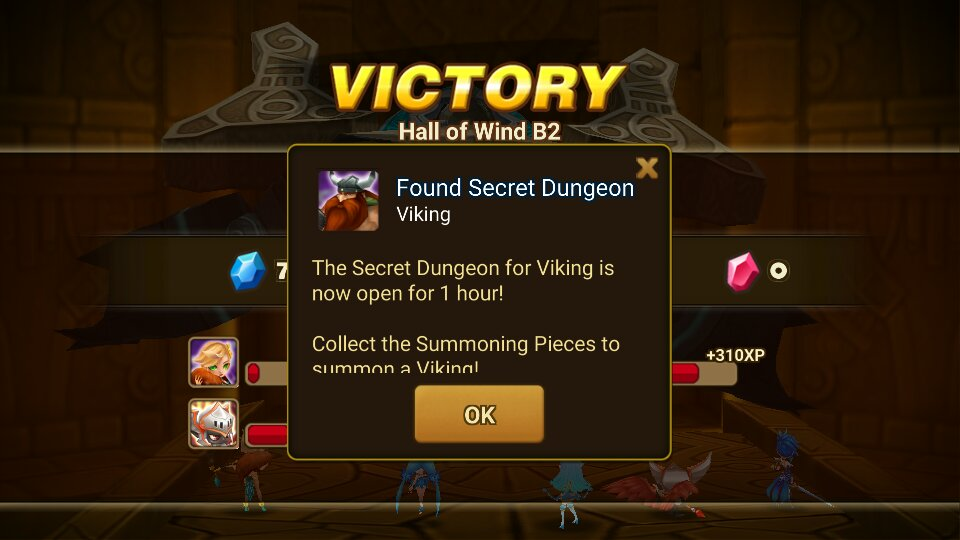 Secret Dungeons Summoners War Sky Arena Wiki Fandom Powered By Wikia