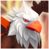 Griffon (Fire) Icon