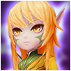 Elven Ranger (Wind) Icon