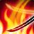 Flammenslash Feuer