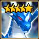 Drache (Wasser) Icon