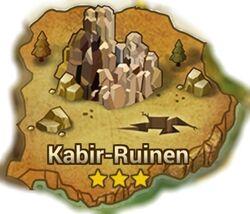 Kabir-Ruinen