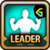 Leader Skill Health Point (Low) Guild Battles Icon