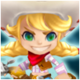 Cow Girl (Light) Icon