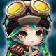 Cannon Girl (Light) Icon