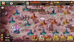 Siege Battle Field