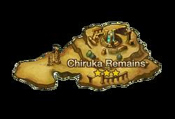 Chiruka Remains Map